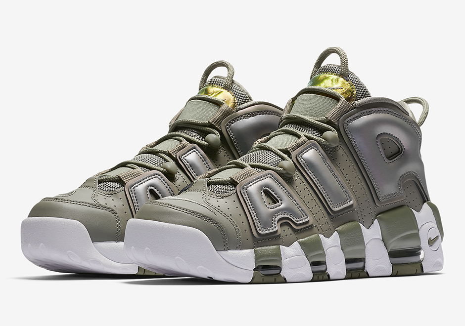 8e74a4ba260 This past year Nike has re-introduced the Nike Air More Uptempo with many  fresh new colorways and as the year winds down