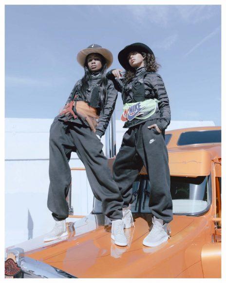 Abra-wearing-Air-Jordan-1-Rebels-XXs-Kelsey-Lu-wearing