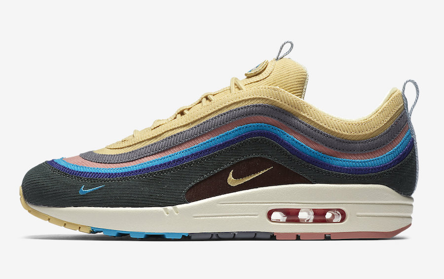 """a699a76a Corduroy is in for Air Max Day – Air Max 1/97 """"Sean Wotherspoon ..."""