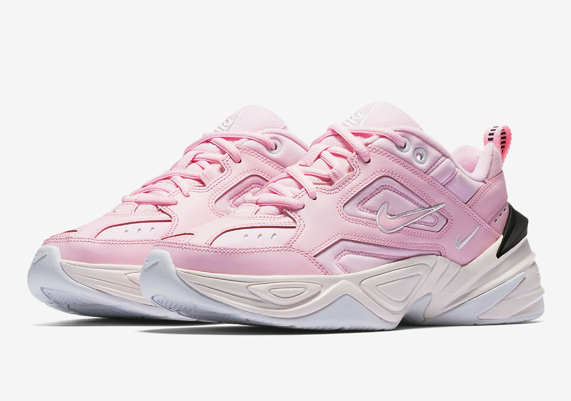 Ladies First: The Nike M2K Tekno – chx with sole, inc