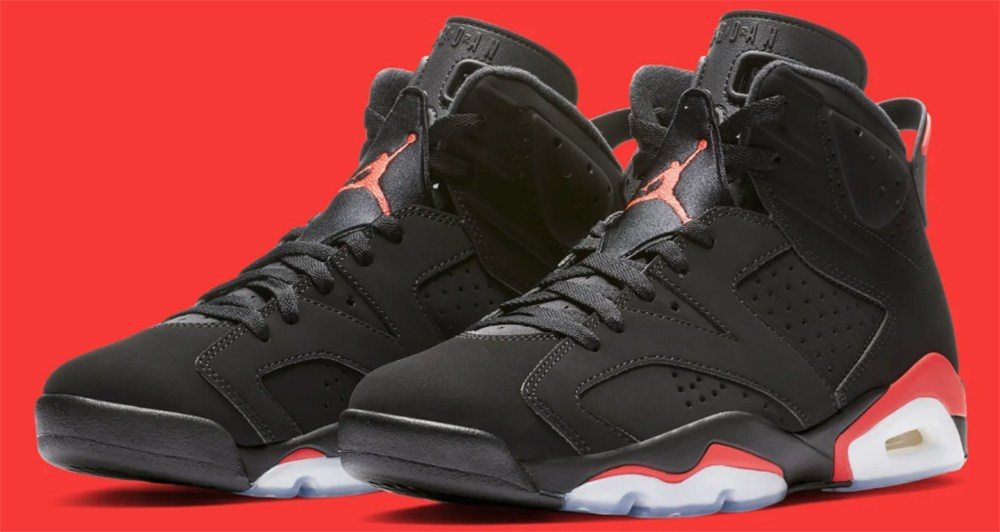 """af157fd24b7 This year during All-Star Weekend we'll see the long rumored return of the Air  Jordan 6 """" ..."""